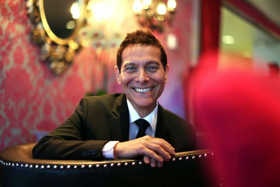 Michael Feinstein brings his annual Christmas fete back to the city where he launched his career at the Nikko Hotel in San Francisco. Photo: Scott Strazzante, The Chronicle