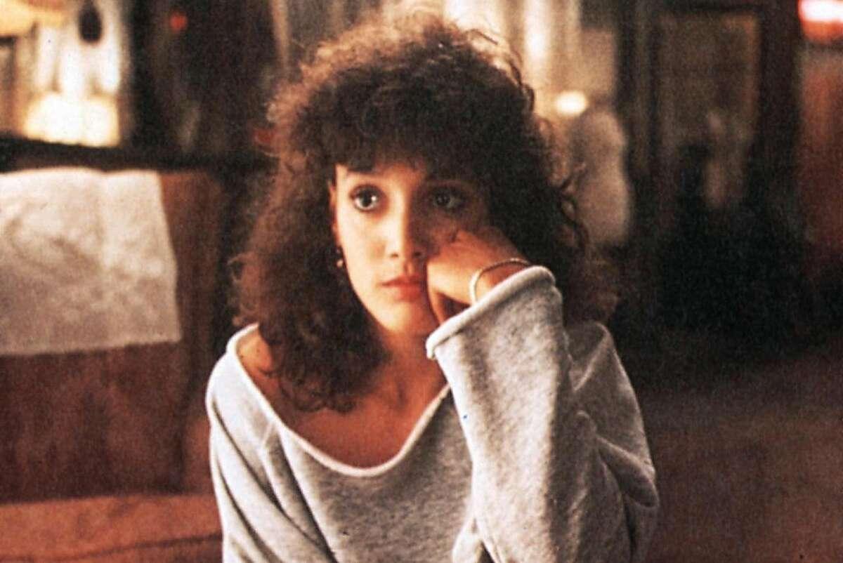 "Jennifer Beals in ""Flashdance"""