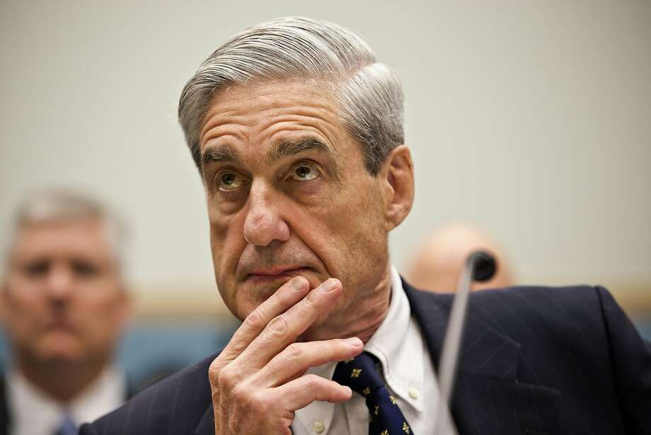 Former FBI Director Robert Mueller will be looking into possible ties between President Trump and the Russians. Photo: J. Scott Applewhite, Associated Press