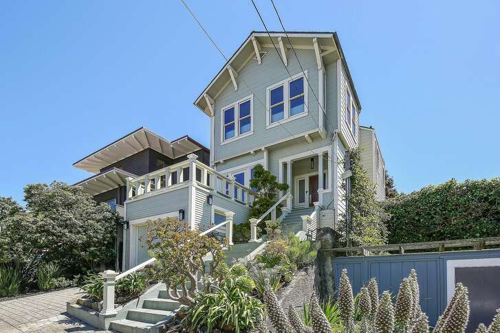 40321 21st St. in Noe Valley is a three bedroom available for $3.65 million.