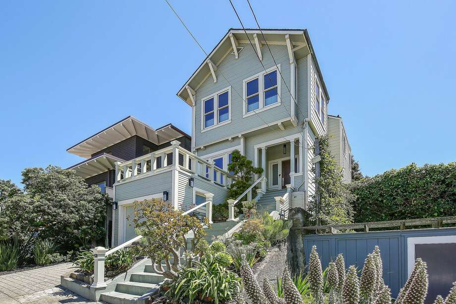 40321 21st St. in Noe Valley is a three-bedroom available for $3.65 million. Photo: Open Homes Photography