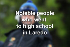 Click through this gallery to see the notable people who went to high school in Laredo.