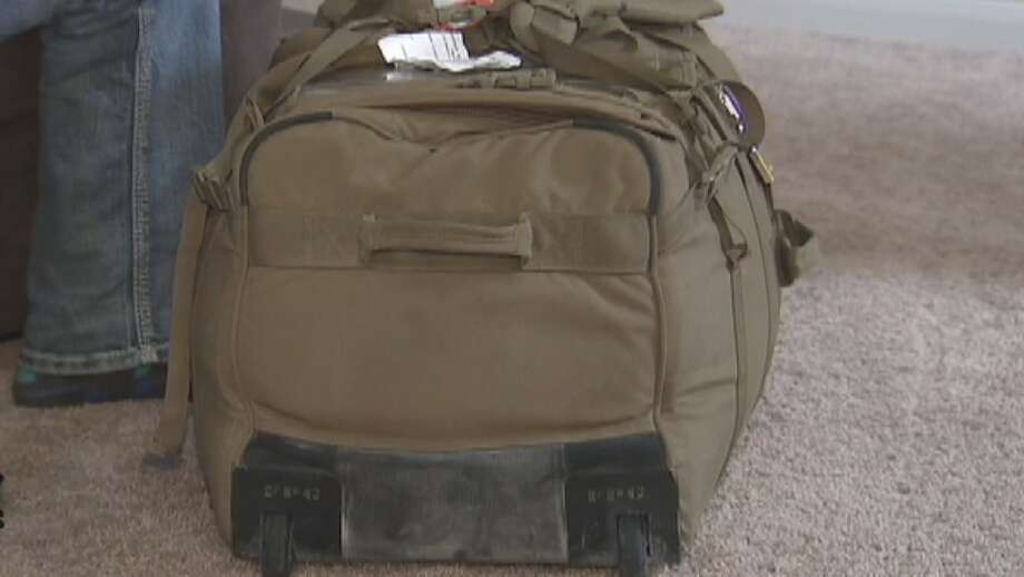TIMELINE: PR nightmares for US airlinesNational Guard First Lieutenant John Rader told reporters that the embattled United Airlines charged him $200 to fly with a 70-pound military duffel bag filled with standard battlefield gear. See more recent airline scandals ... Photo: Fox 7 Austin