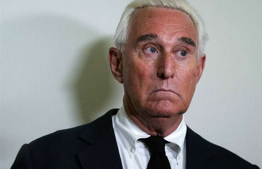 Former Trump aide Roger Stone was arrested this morning by the FBI.