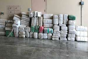 Location:  Brownsville, Texas  Date:  May 16  Number of busts:  1  Seized:  1,700 pounds of marijuana  Estimated street value:  $1 million  Vehicle found in:  N/A