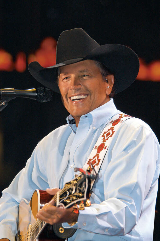 George Strait has been named the Texas State Musician for 2017. Photo: Terry Calogne