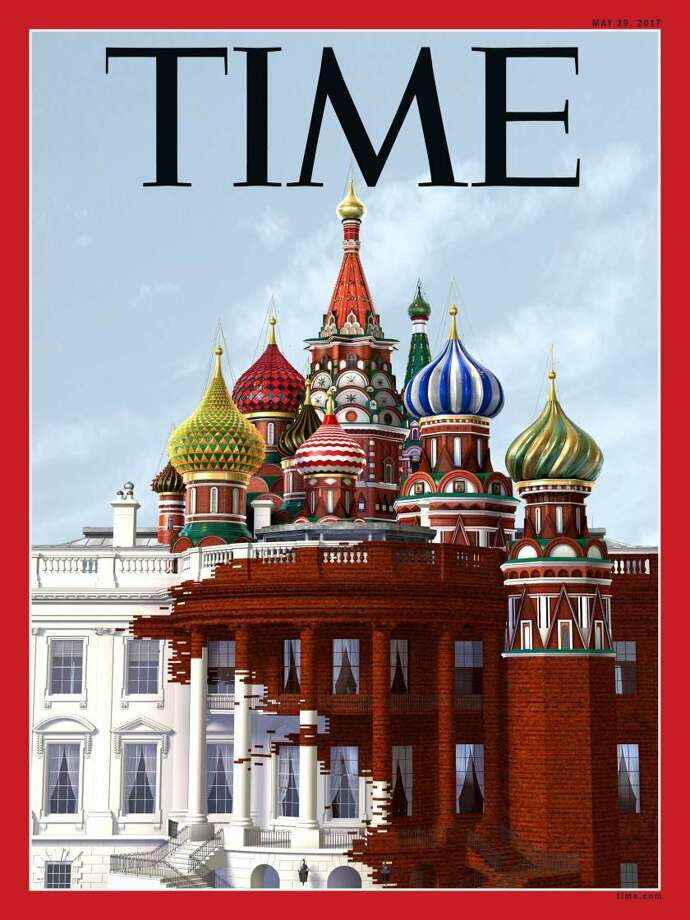 The May 29, 2017 issue of Time magazine. Photo: Time/Courtesy