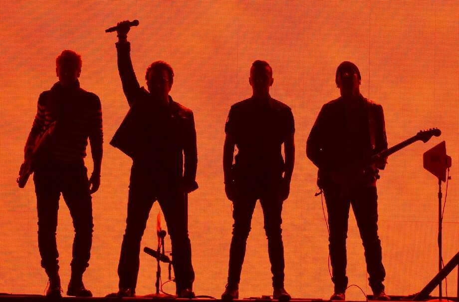 U2's policy tries to thwart scalpers, but it also makes it hard for people to resell their tickets, even at face value. Photo: (Photo By Tim Mosenfelder/Getty Images), Getty Images