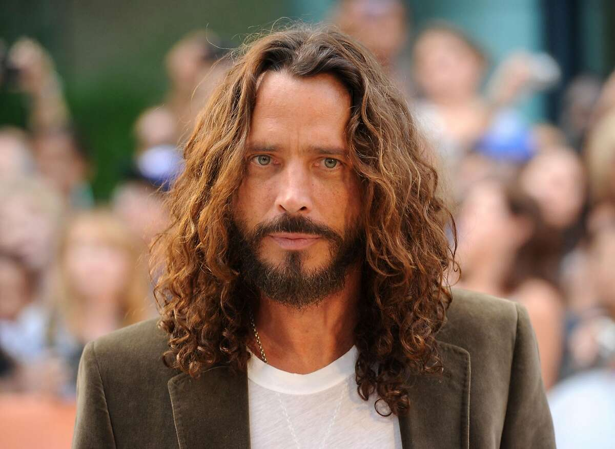File - Musician/actor Chris Cornell arrives at the premiere of