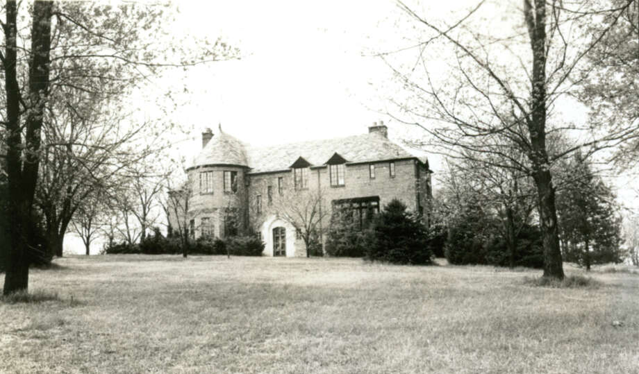 The LeRoy Fink House, circa 1945. Photo: Courtesy Of The Fink Family