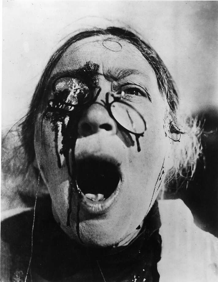 "A scene from Sergei Eisenstein's ""Battleship Potemkin"" (1925). Photo: HANDOUT, SFC"