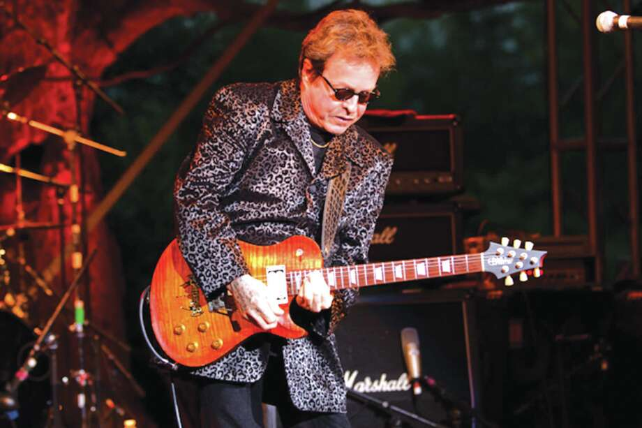 Rick Derringer will perform at the Wildey Theatre at 8 p.m. Friday. Photo: Rickderringer.com / 2010 Patrick Dunn Images