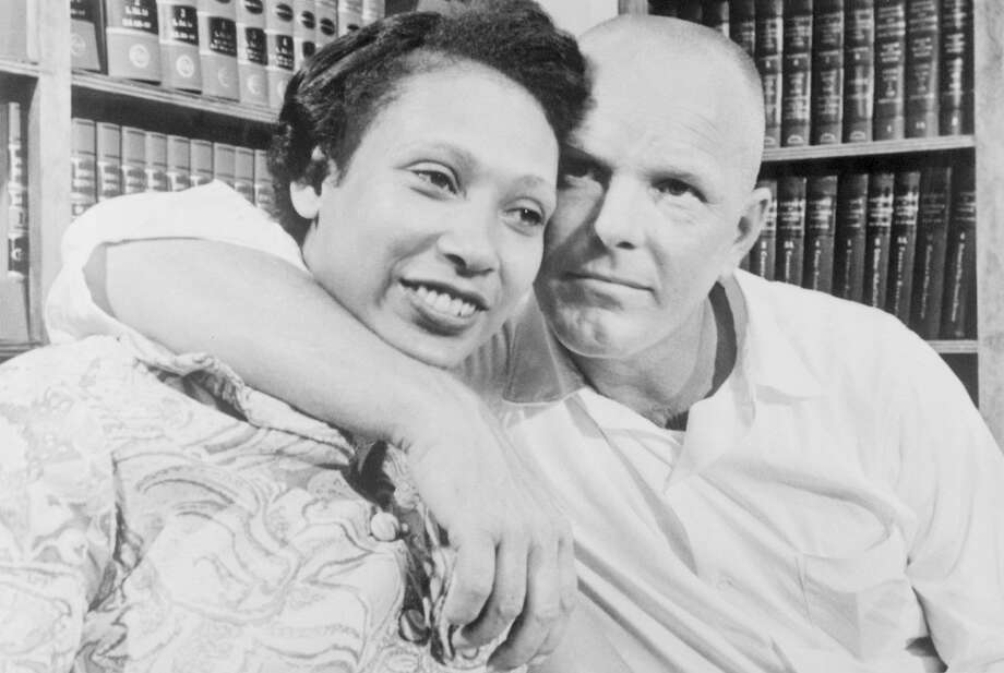 The Supreme Court ruled unanimously that a Virginia law banning marriage between African Americans and Caucasians was unconstitutional, thus nullifying similar statues in 15 other states. The decision came in a case involving Richard Perry Loving, a white construction worker and his African American wife, Mildred. The couple married in the District of Columbia in 1958 and were arrested upon their return to their native Caroline County, Virginia. They were given one year suspended sentences on condition that they stay out of the state for 25 years. The Lovings decided in 1963 to return home and fight banishment, with the help of the American Civil Liberties Union. Photo: Bettmann, Bettmann Archive