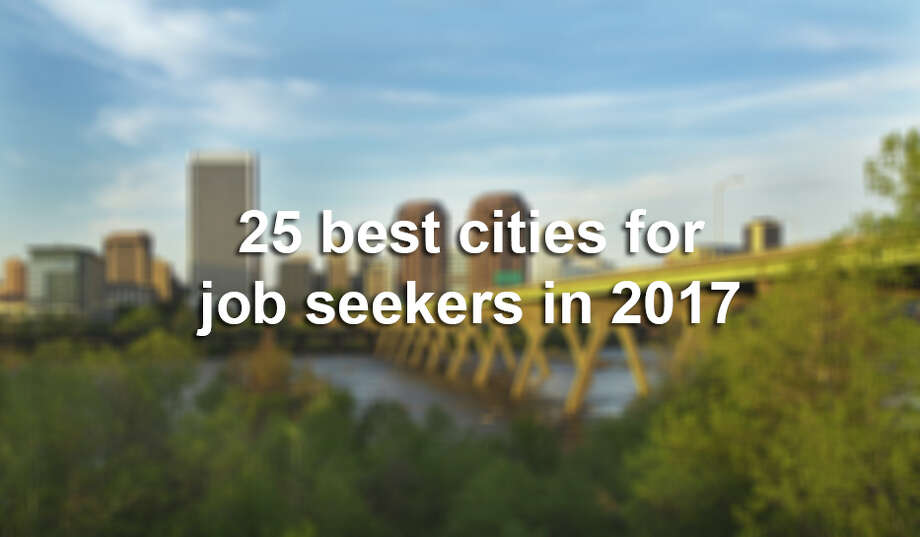 See the top places in the United States to look for a job in 2017. / (c) John Cardasis