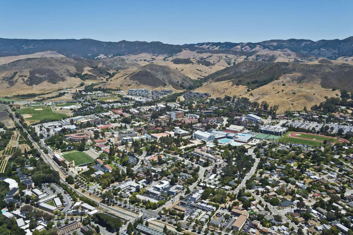 The California Polytechnic State University or Cal Poly is a public university located in San Luis Obispo, California.