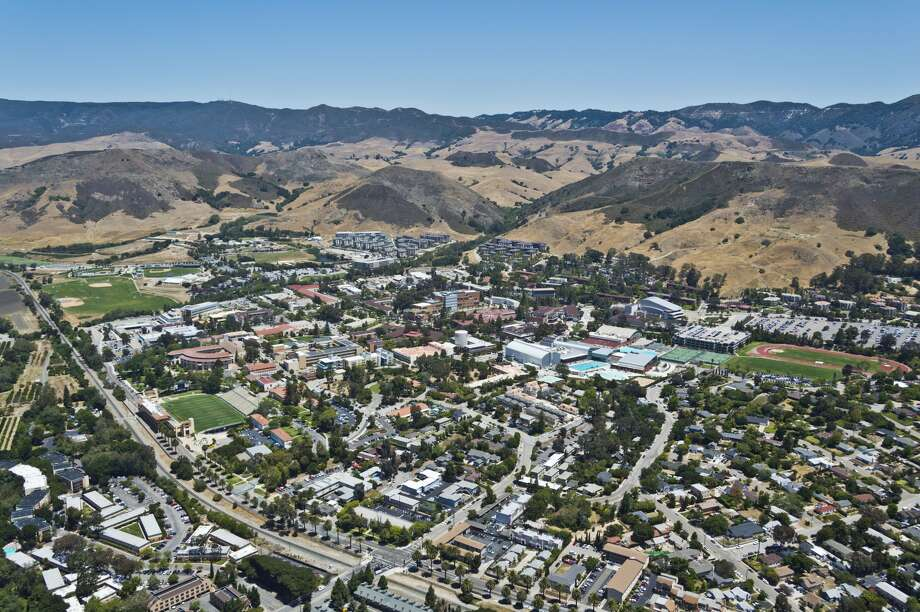 The California Polytechnic State University or Cal Poly is a public university located in San Luis Obispo, California. Photo: (Steve Proehl/Getty Images)