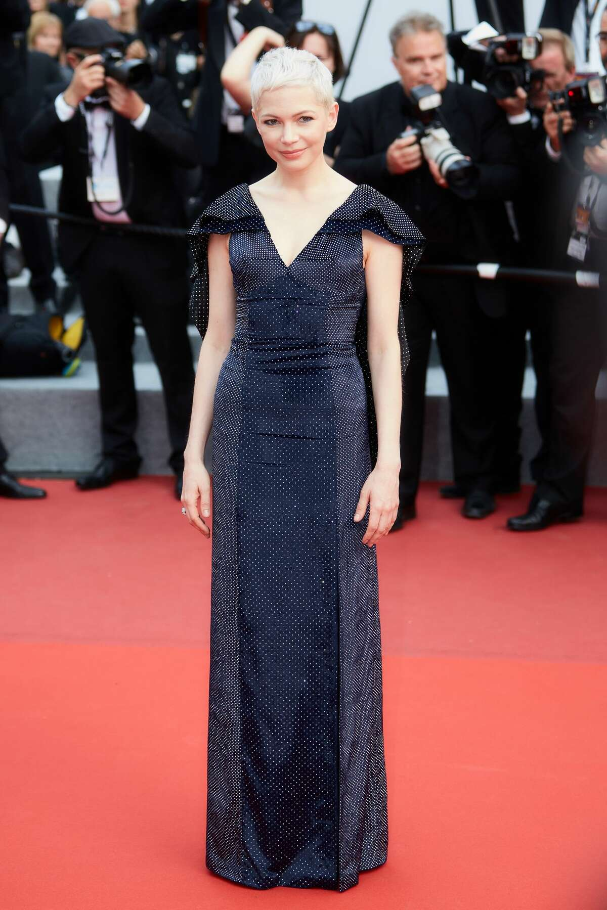 Michelle Williams will play Anne Weying.
