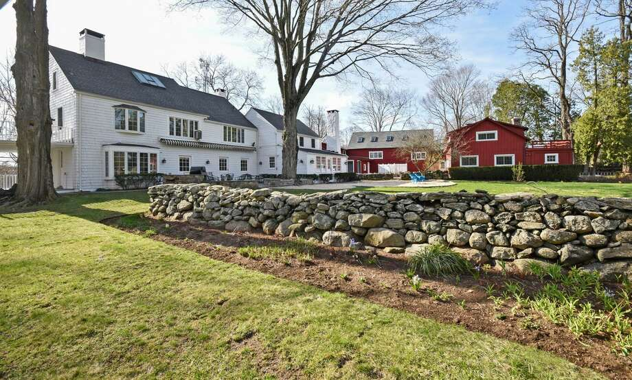 This 250-year-old estate in North Stamford's historic Long Ridge Village is listed for the third time in 50 years with William Pitt Sotheby's for $1.99 million. Photo: Contributed Photo / Stamford Advocate Contributed