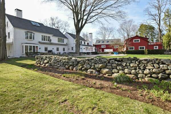 This 250-year-old estate in North Stamford's historic Long Ridge Village is listed for the third time in 50 years with William Pitt Sotheby's for $1.99 million.