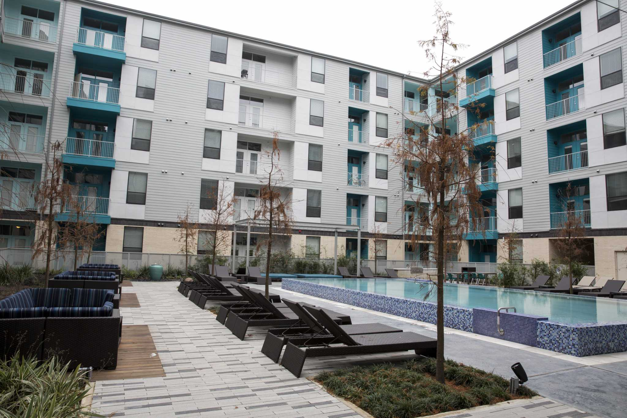 New York Firm Buys Luxury Agave Apartment Complex San