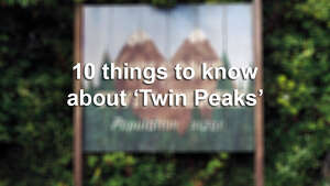 "A new season of ""Twin Peaks,"" which originally aired on ABC in 1990, returns to television on May 21. MUST CREDIT: Showtime"