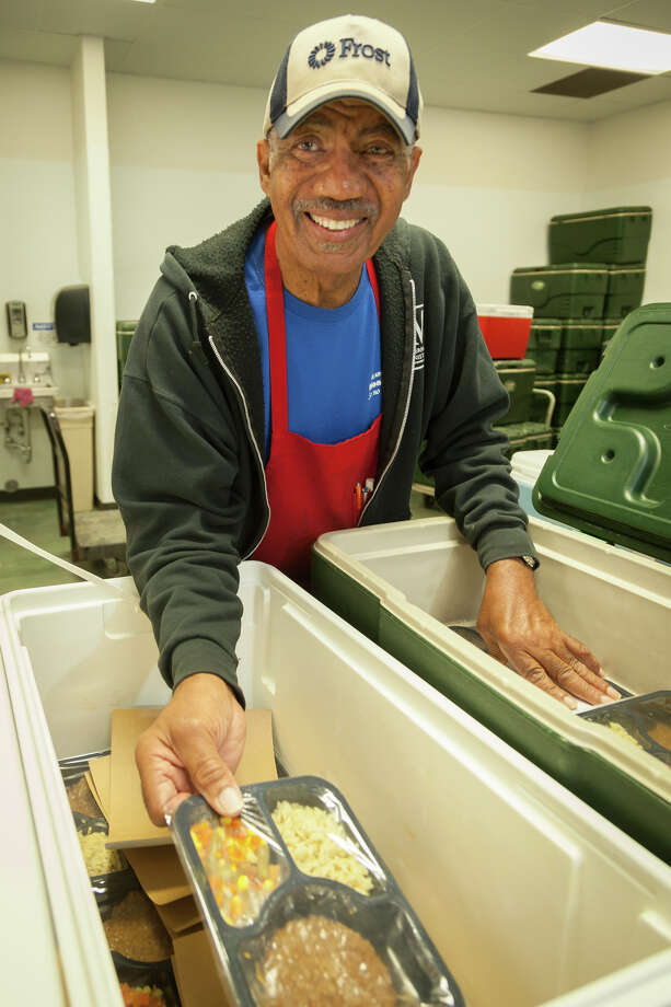 Meals on Wheels for Greater Houston  delivers more than 1.5 million meals each year to seniors in Harris and Galveston Counties. Photo: Courtesy Of Interfaith Ministries / © Tom Callins 2015