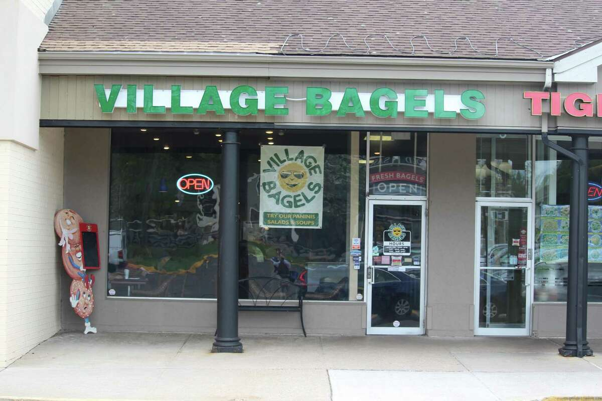 Village Bagels in Westport was frequented by former FBI Director James Comey and his family when he lived in Westport.