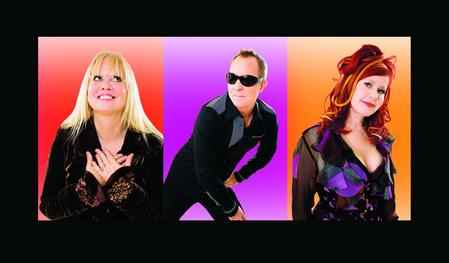 Cindy Wilson, Fred Schneider, and Kate Pierson of the B-52's. Photo: For The Edge