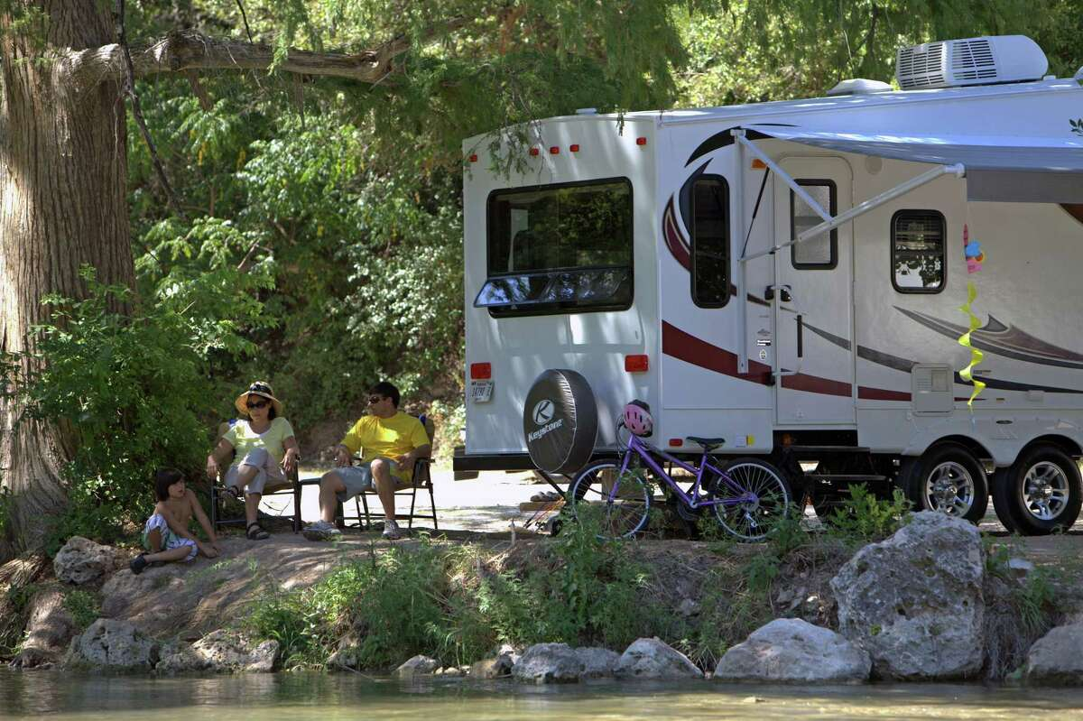 Vacationing with a recreational vehicle, or RV, often means getting close to nature while replicating some of the comforts of home.