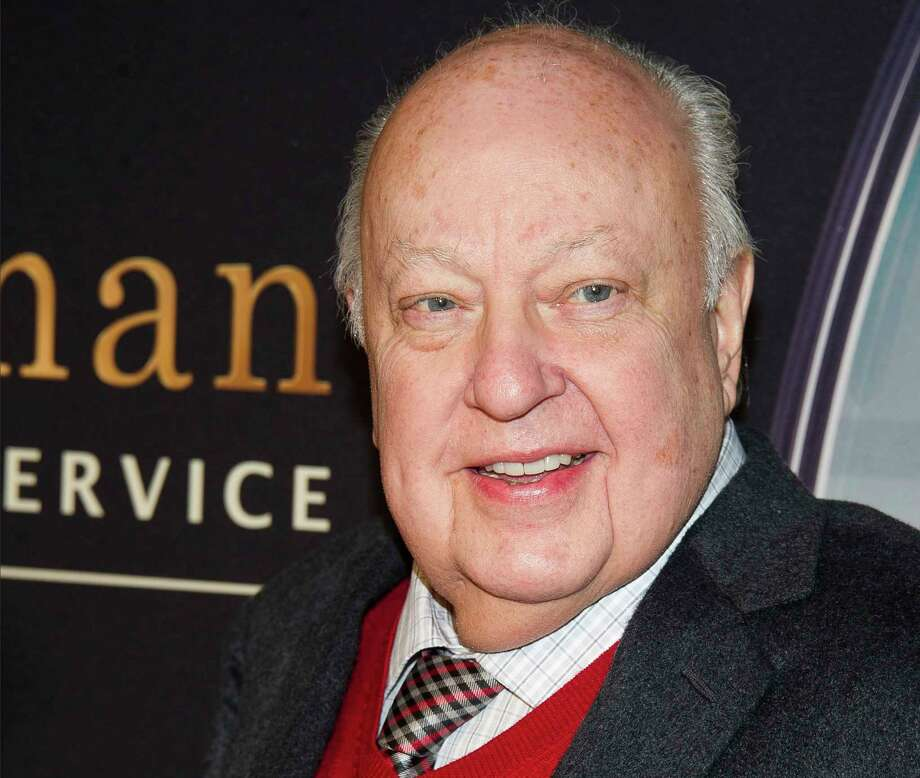 "FILE - In this Feb. 9, 2015, file photo, Roger Ailes attends a special screening of ""Kingsman: The Secret Service"" in New York.  Fox News said on Thursday, May 18, 2017, that Ailes has died. He was 77. (Photo by Charles Sykes/Invision/AP, File) Photo: Charles Sykes, INVL / Invision"