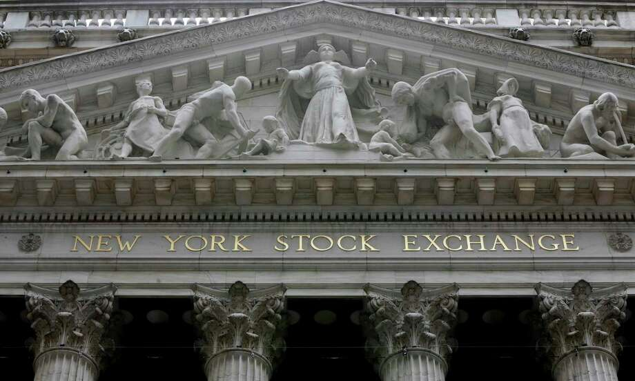 Thursday's modest rally on Wall Street came a day after the stock market's worst drop since September.  Photo: Richard Drew, STF / Copyright 2016 The Associated Press. All rights reserved. This material may not be published, broadcast, rewritten or redistribu