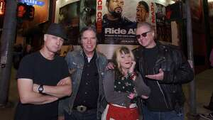 The original members of the '80s Los Angeles punk band X are back on the road.