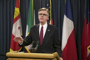 Lt. Gov. Dan Patrick issued an ultimatum to the Texas House on Wednesday, saying he must see passage of two of his priorities property tax relief and limits on transgender-friendly bathroom policies before the Senate will act on key legislation to keep some state agencies operating.