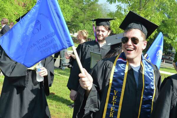 Norwalk Community College holds its  Fifty-Fifth Commencement Exercises on Thursday May 18, 2017