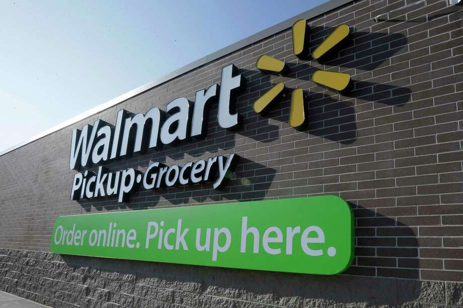 Wal-Mart Stores said e-commerce sales grew  63 percent in the United States in the latest quarter. Photo: Danny Johnston, STF / Copyright 2017 The Associated Press. All rights reserved.