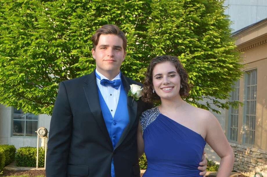 Trumbull's St. Joseph High School held its senior prom at the Waterview in Monroe on May 18, 2017. The senior class graduates on June 3. Were you SEEN at prom? Photo: Vic Eng / Hearst Connecticut Media Group