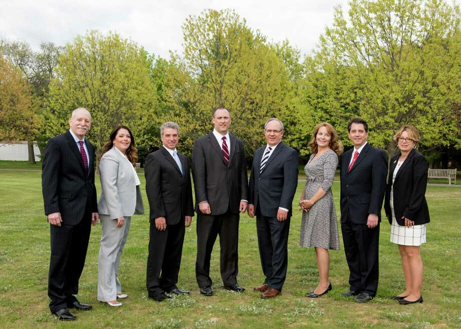Colonie Republicans announce their slate in the November elections. (Photo provided) / Tanya Bissaillon Photograhpy