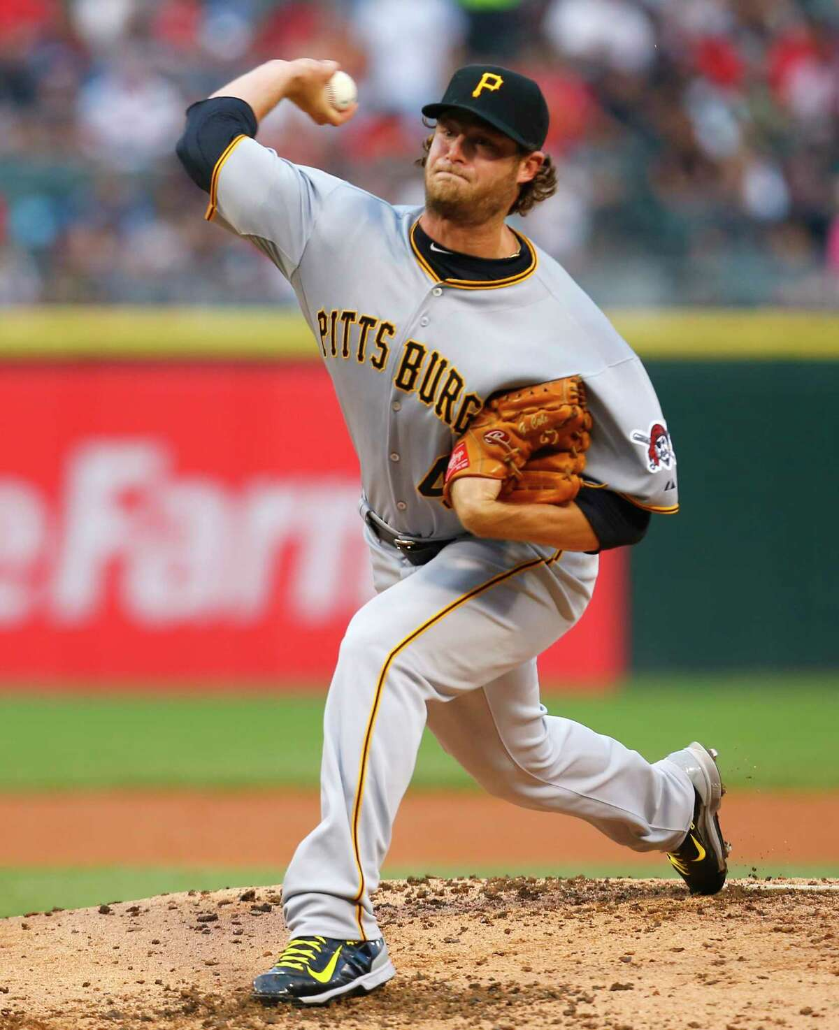 Gerrit Cole, who won 19 games for the Pirates in 2015 and isn't eligible for free agency until after the 2019 season, might be on the trade market if Pittsburgh deems itself a non-contender.