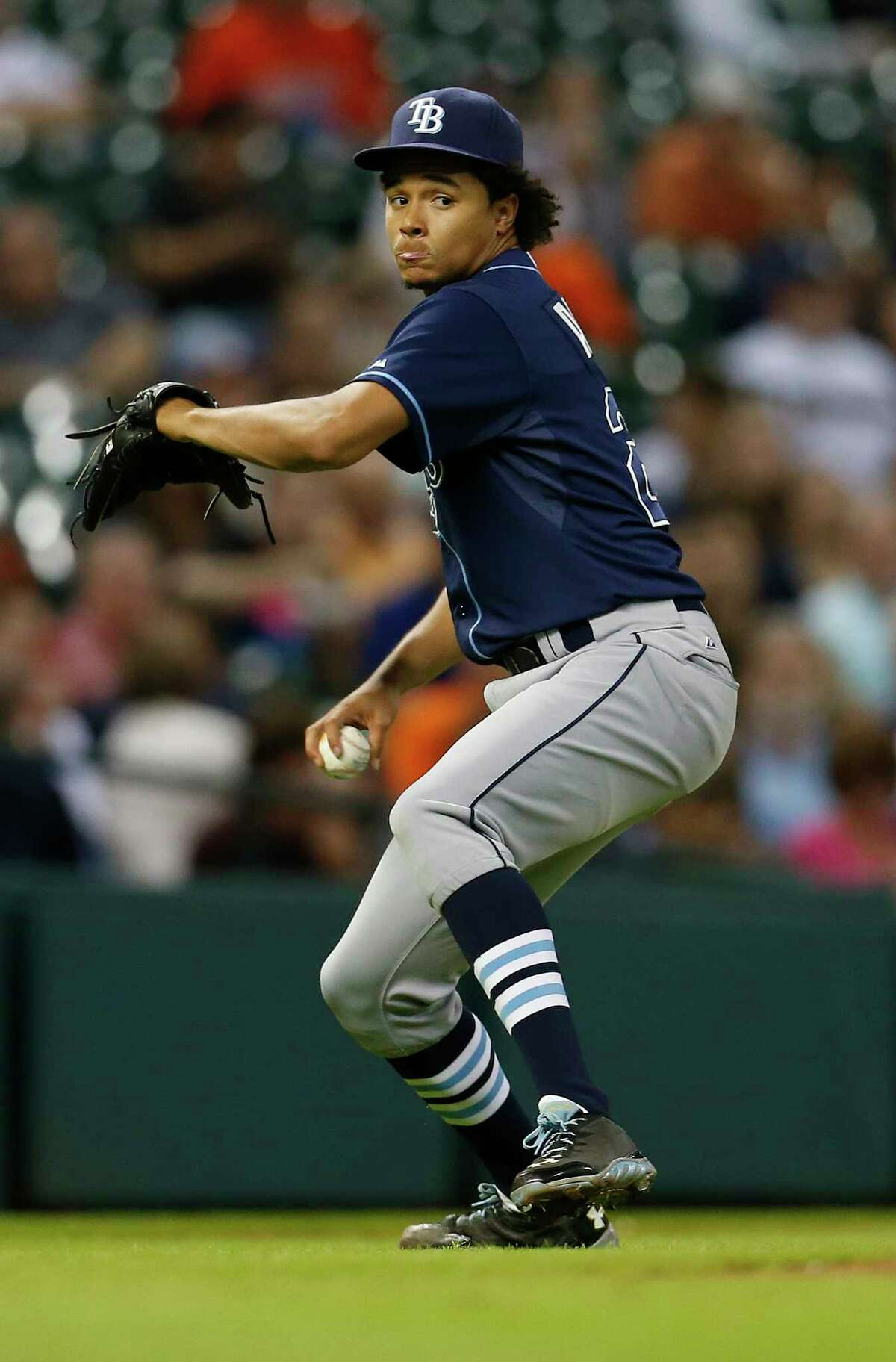 Rays ace Chris Archer is under contract for four seasons beyond 2017 and likely would require a hefty load of prospects for Tampa Bay to part with him.