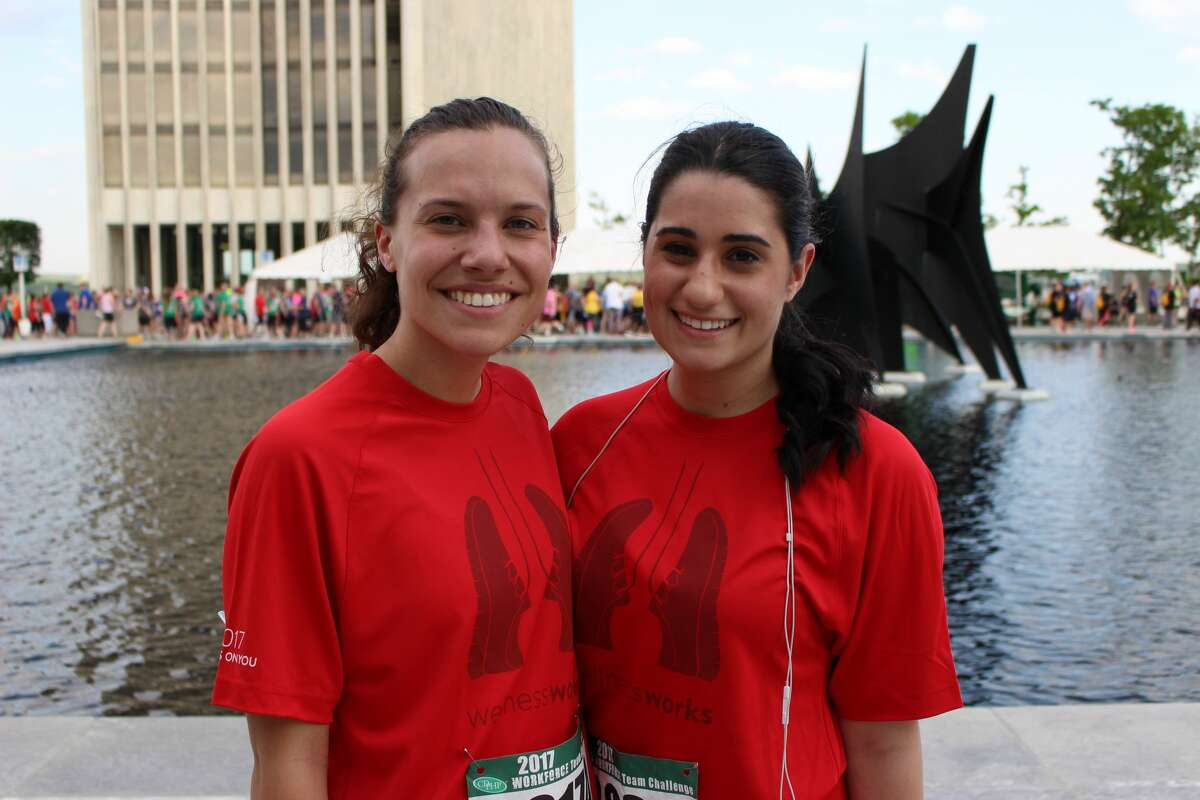 Were you Seen at the CDPHP Workforce Challenge at the Empire State Plaza in Albany on Thursday, May 18, 2017?
