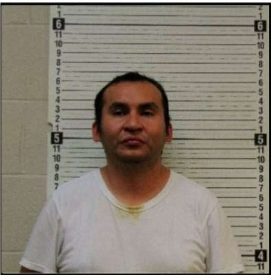 Angel Valenciano Cancino is pictured. Keep clicking through the gallery to see other people arrested on DWI charges while in Texas. Photo: Zapata County Regional Jail