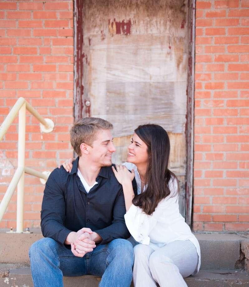 Kimberly Brooke Pendergast and Camron Tyler Blankenship