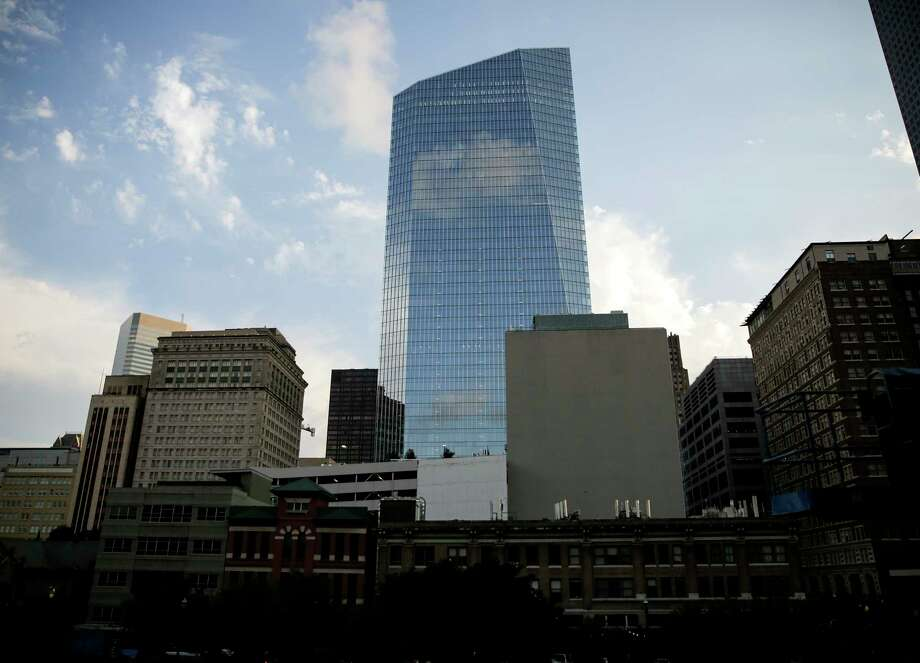 609 Main at TexasHeight: 755 ft.Status: CompletedTallest building rank: 7Used for: United Airlines headquarters Photo: Elizabeth Conley, Houston Chronicle / © 2017 Houston Chronicle
