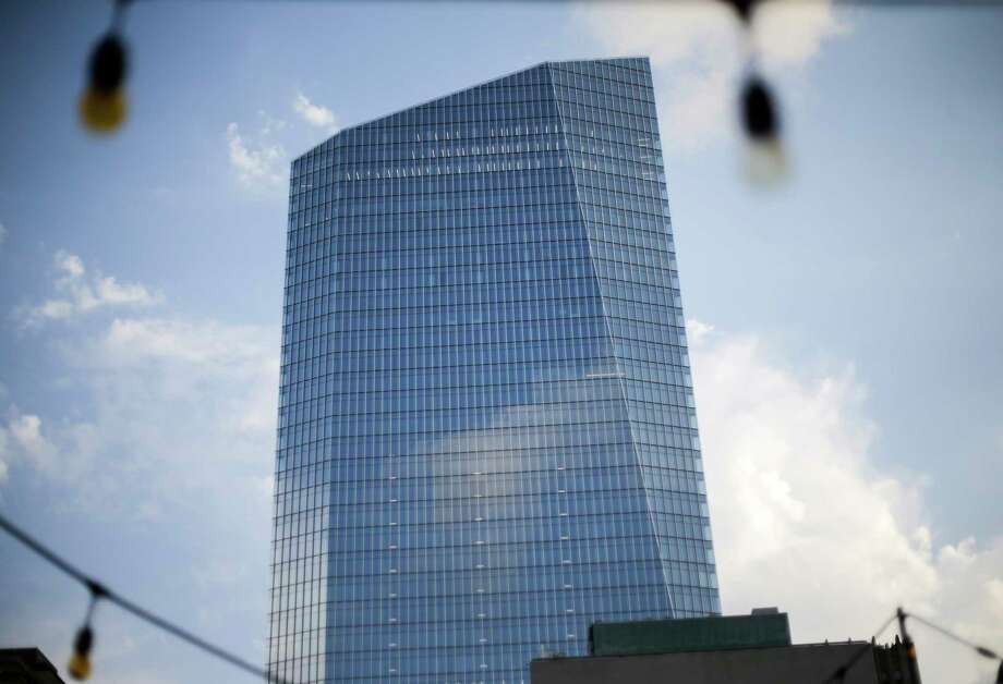 In 2017, seven major skyscrapers were completed, or came close to completion, in Houston.Above: See the list of Houston's newest skyscrapers – as well as renderings for canceled buildings that never were. Photo: Elizabeth Conley, Houston Chronicle / © 2017 Houston Chronicle