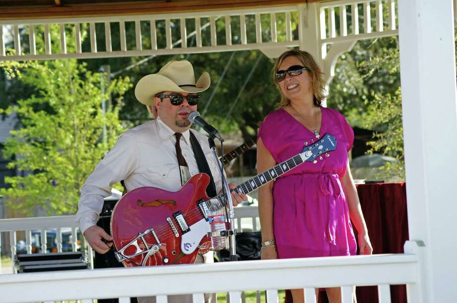 Honky Tonk favorite Amber Digby and Midnight Flyer is one of the four acts scheduled to perform at Tomball's annual Honky Tonk Chili Challenge on Saturday, May 27. Photo: Courtesy Photo