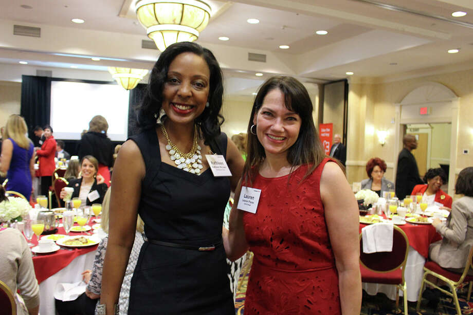 Were you Seen at the 17th Annual Key4Women Forum at the Albany Marriott in Colonie on May 19, 2017? Photo: KeyBank