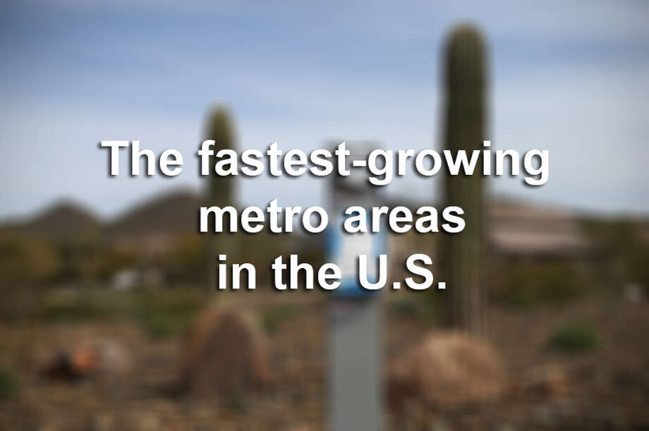 Keep clicking through this gallery to see where Laredo ranks on the list of fastest-growing metro areas in the U.S., according to data from IHS Markit. Photo: LMTonline