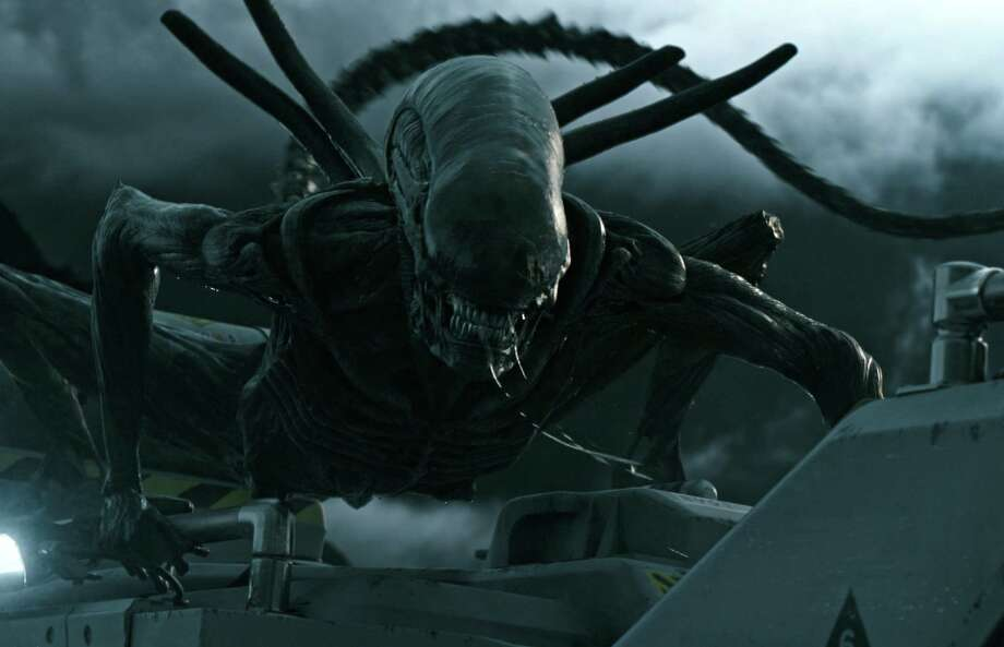 """Alien: Covenant,"" is the latest entry in the ""Alien"" franchise. Photo: 20th Century Fox / TM & © 2016 Twentieth Century Fox Film Corporation. All Rights Reserved. Not for sale or duplication."