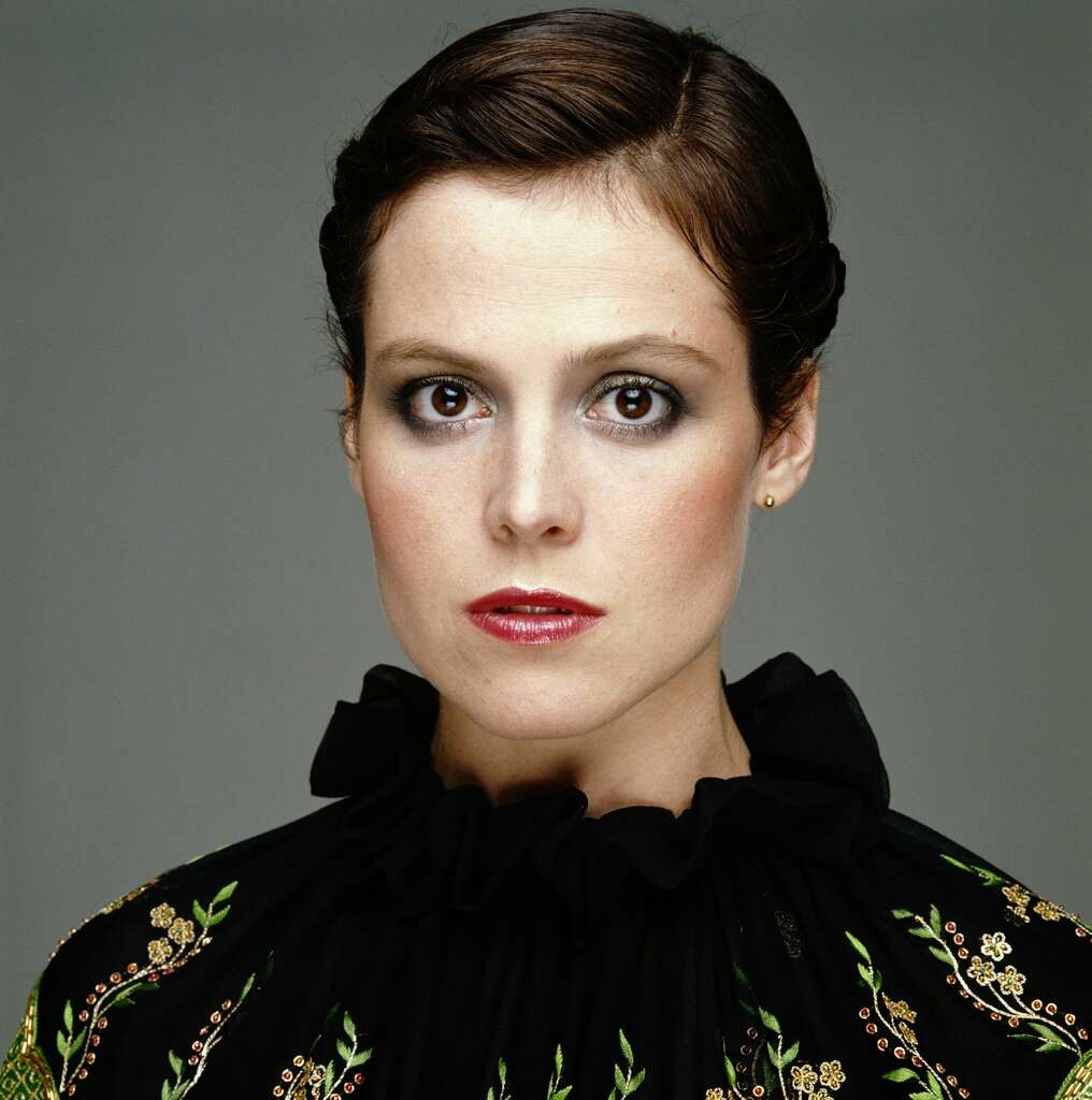 nearly 40 years ago the 'sci fi queen' sigourney weaver emerged