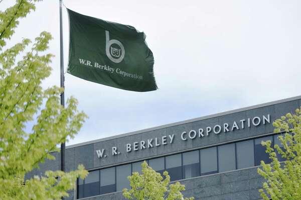 W.R. Berkley Corporation headquarters in Greenwich, Conn. Tuesday, May 16, 2017.